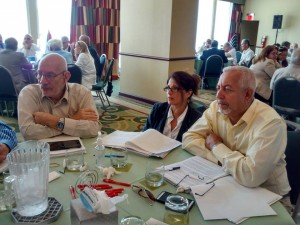 During a two-day workshop, the members of 55 Cuban dissident organizations agreed to work towards pushing a referendum on the island.