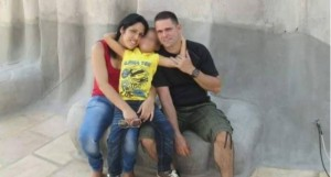 The Cuban doctor abandoned Brazil together with her family