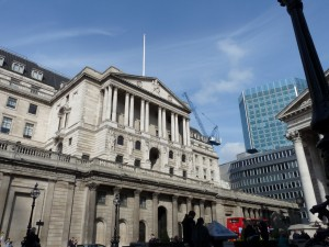 Bank of England analysts assessed the potential risks and benefits of digital currencies.
