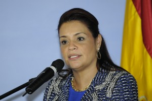 Vice President Roxana Baldetti resigned her post on Friday, May 8.
