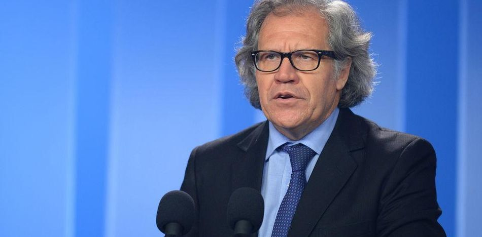 OAS Secretary General Denounces Military Trials Against Venezuelan Civilians