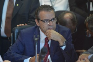Brazil's President of the Chamber of Deputies Henrique Alves led the vote against to repeal the reform.