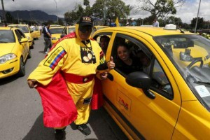 The Colombian government has announced plans to regulate Uber by the end of the year.