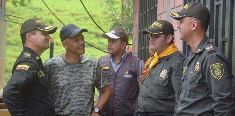 FARC Rebel Disappears