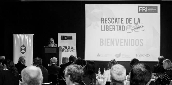 "The Foundation for Intellectual Responsibility brings ""holistic"" liberalism back to Buenos Aires, Argentina."