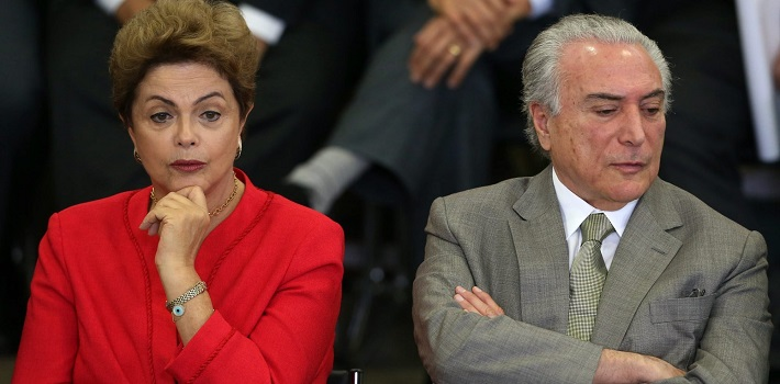 Michel Temer seems determined to change course in Brazil after 13 years of Workers' Party rule.