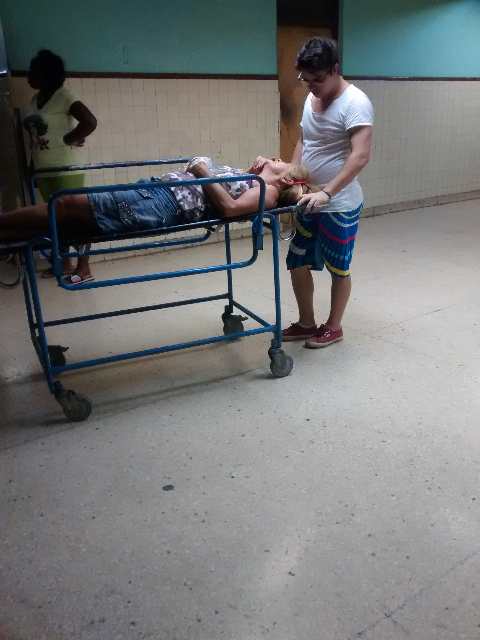 Inside The Cuban Hospitals That Castro Doesn T Want