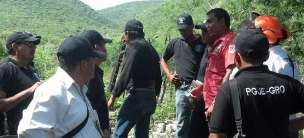 Security forces in Mexico discovered mass graves with 28 dead bodies.