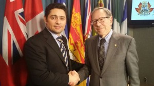 Irwin Cotler, who served as legal adviser to political prisoners such as Nelson Mandela, has volunteered to represent Leopoldo Lopez.