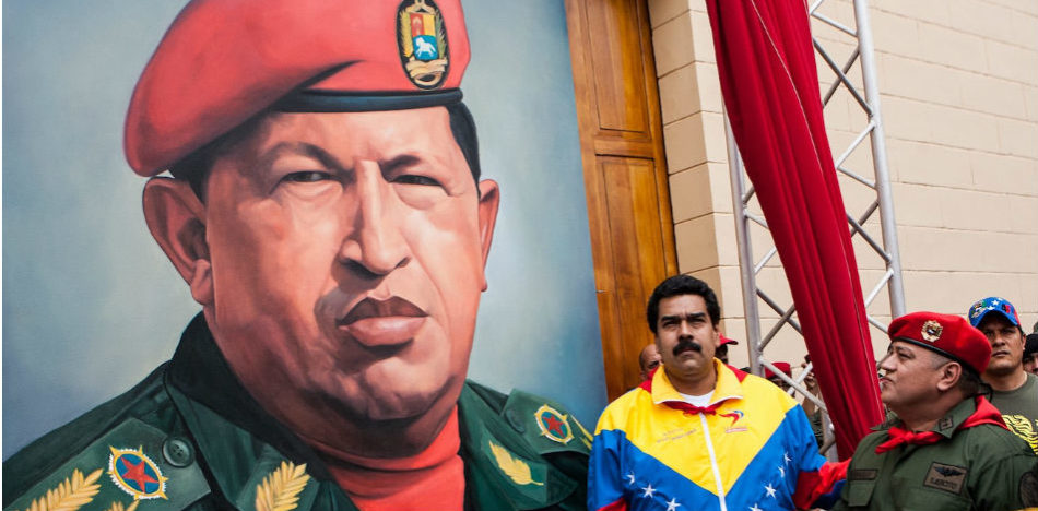 Maduro Is Strengthening Chavez's Legacy In Venezuela