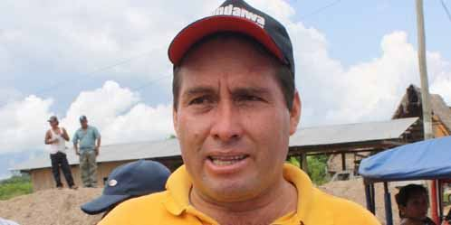 Manuel Gambini, the new regional president of Uyucali, has been linked to drug trafficking.