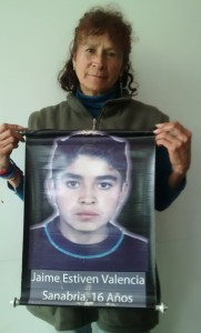 María Sanabria is still waiting for answers for why her son was killed.