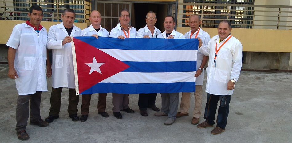 Cuban Doctors Sent to Venezuela