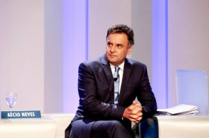 With a surprise second-place finish, Aécio Neves will face Rousseff in a runoff later this month.