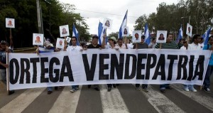 Nicaraguan lawyers denounce police abuse of protesters who oppose the canal's construction.