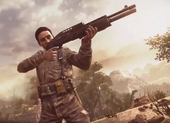 Manuel Noriega, retratado en Call of Duty Black Ops II