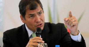 "Ecuadorian President Rafael Correa says the ICSID's ruling is an ""attack on the country's sovereignty."""