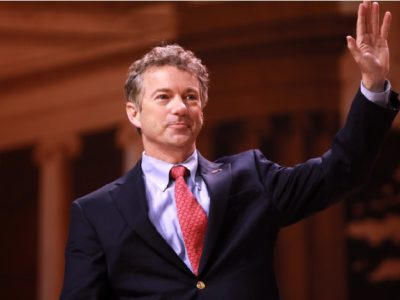 ataque a Rand Paul