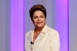 Dilma Rousseff seeks a second term as president in runoff elections set for October 28.