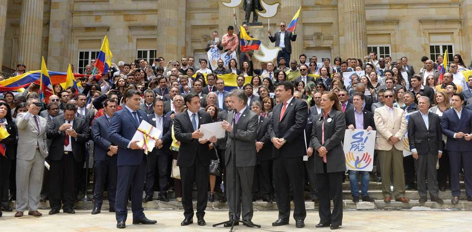 FARC and Colombian Government