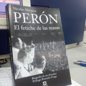 Perón took the cult of personality to sickening new heights, indoctrinating children at schools