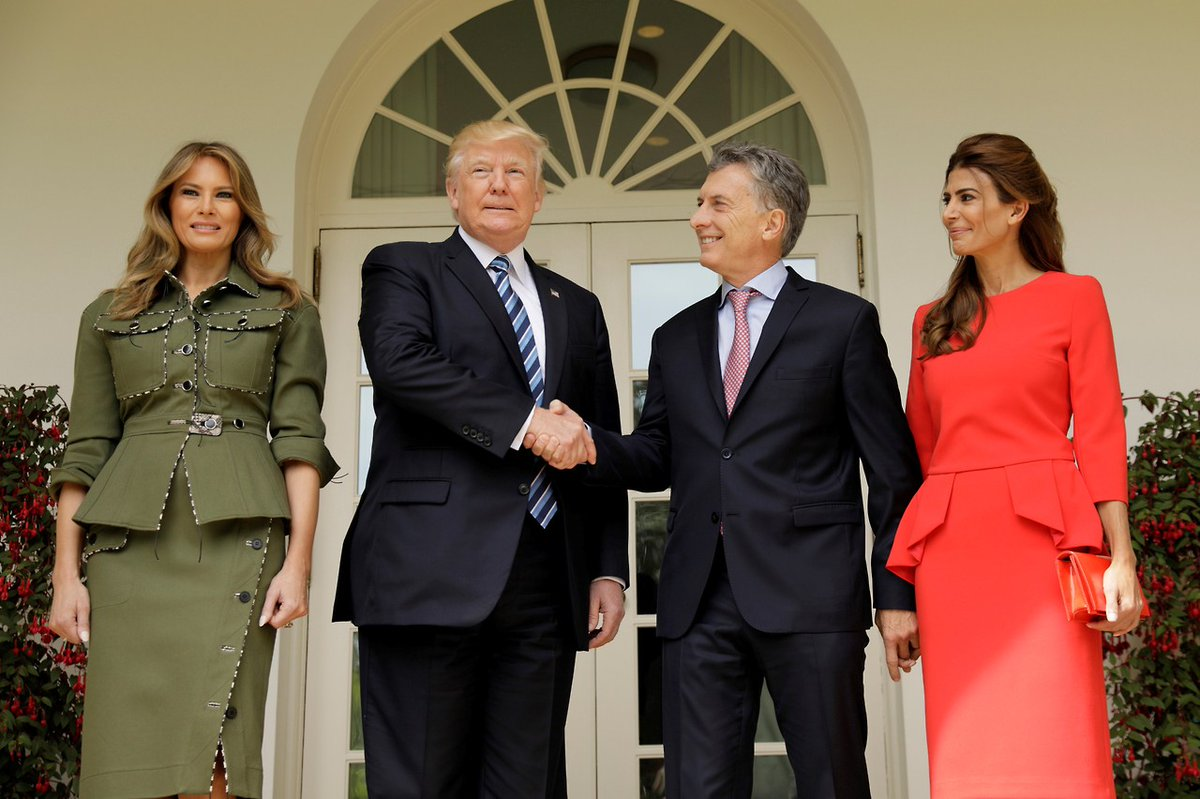 Argentina Closes Deals with US