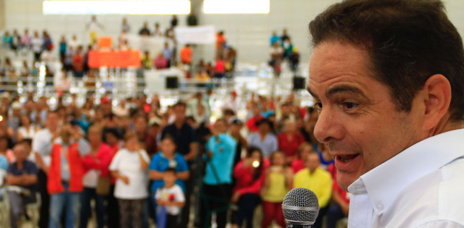 Colombian Vice President