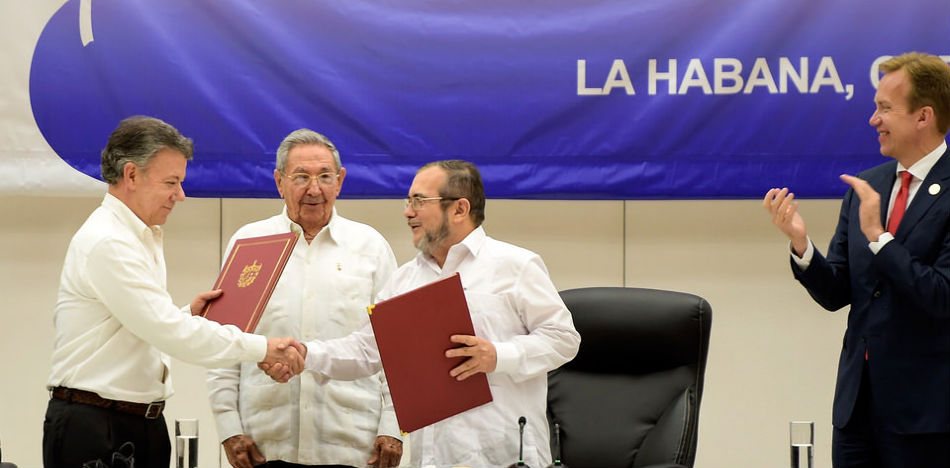 UN Says FARC and Colombian Government Are Not Meeting Peace Deal