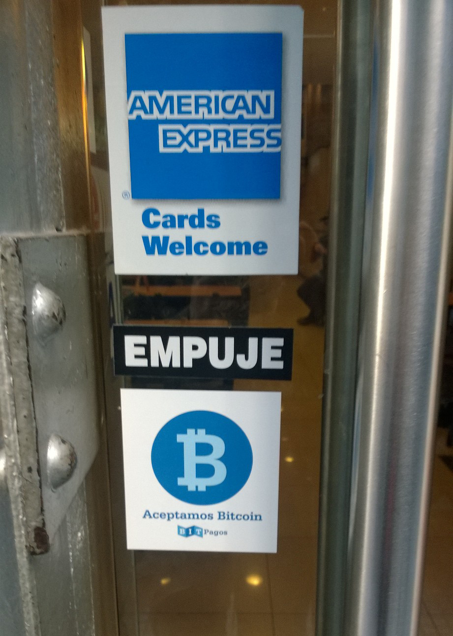 Subway: Aceptamos bitcoins