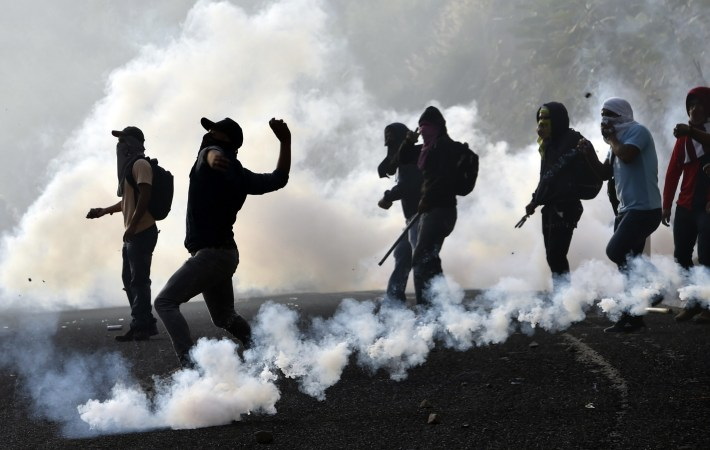 MEXICO-CRIME-MISSING-STUDENTS-PROTEST