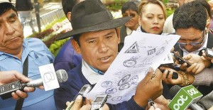 Bolivian opposition party leaders called their members of a meeting on April 15 to decide upon their next steps.