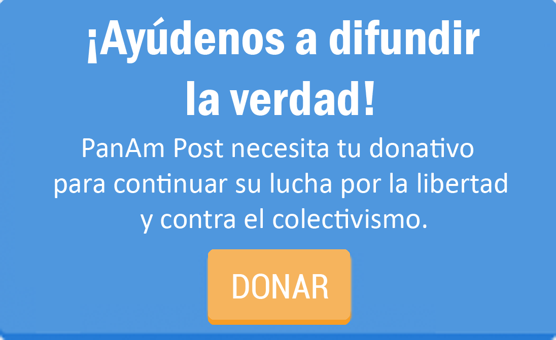 Contribuya hoy al PanAm Post con su donación