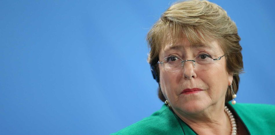 President Bachelet with 24% Approval Ratings