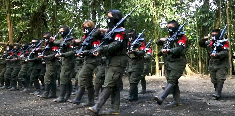 ELN Responsible for Another Attack in Colombia
