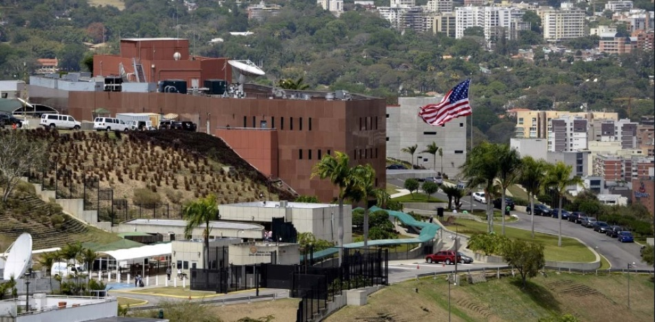 US Embassy in Venezuela