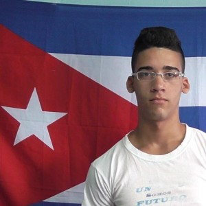 Ernesto Oliva Torres currently lives in Santiago de Cuba.