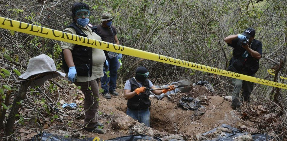 Mexico's Mass Graves