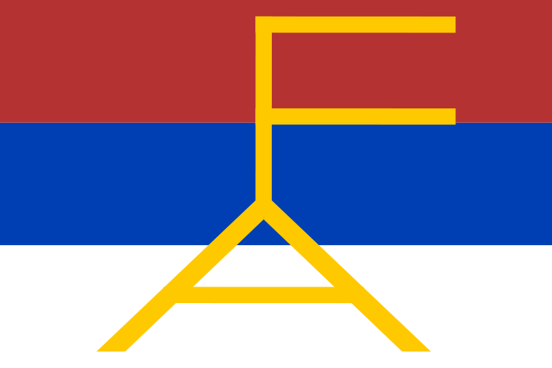 Broad Front Party flag