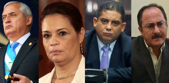 Ongoing investigations from the Guatemalan Attorney General's Office and the CICIG continue to dismantle corruption networks in the country.
