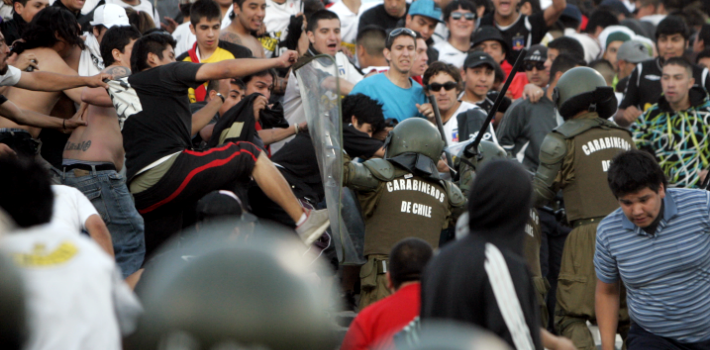 Violence in soccer fields is a widespread problem throughout the region.