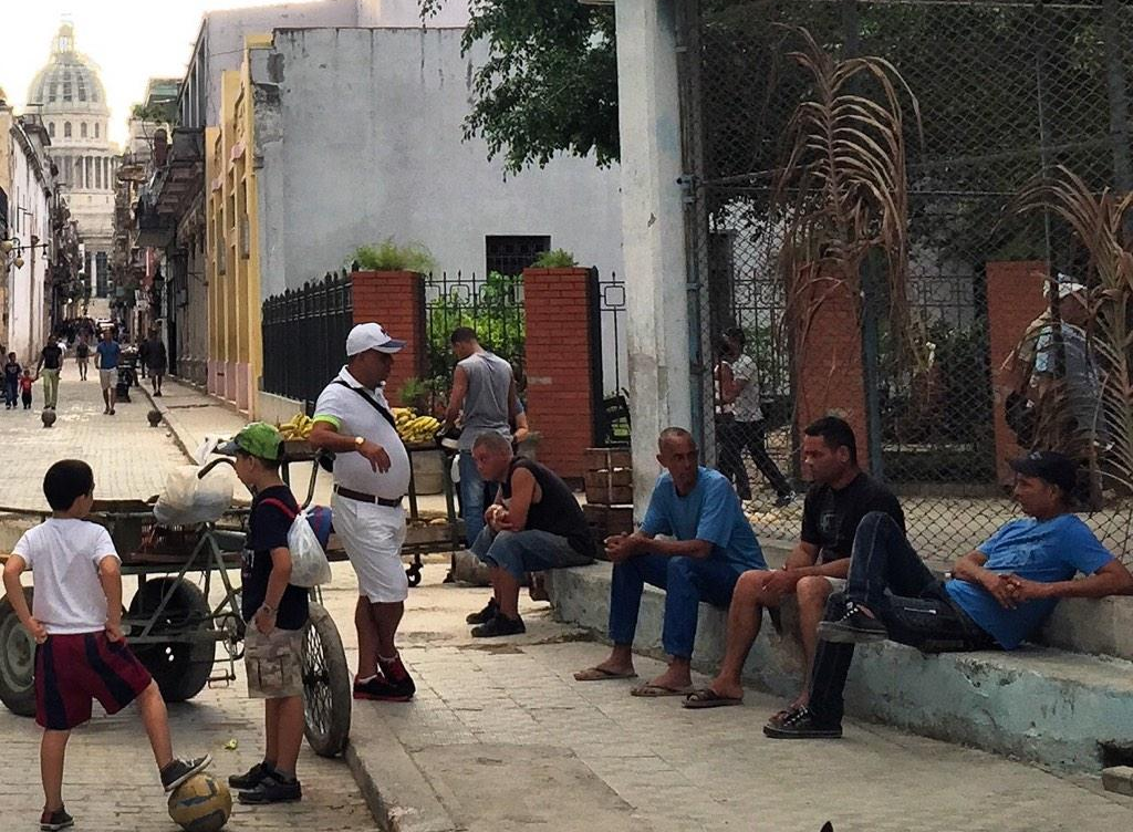 """""""Life in Cuba is incredibly routine."""""""
