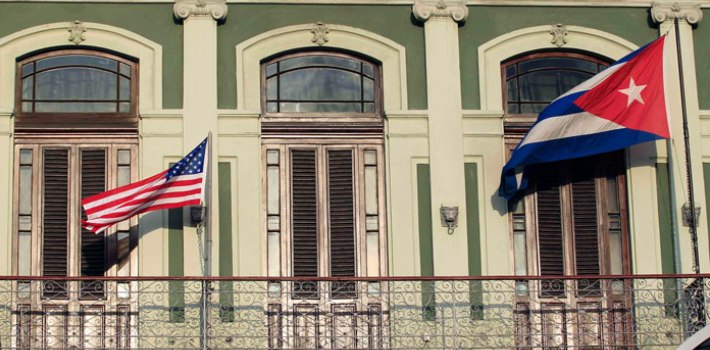 The reopening of embassies has no impact on the Cuban regime's ultimate goal of retaining power.