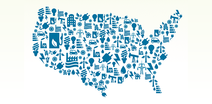 The index analyzes the energy efficiency of all 50 states.