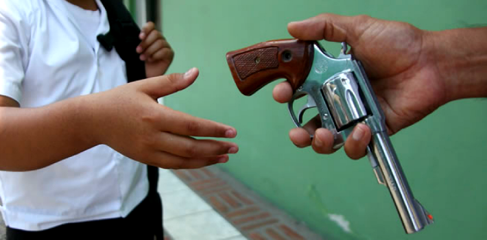 """Honduran children are recruited at age 11. They are """"useful"""" until they turn 17."""