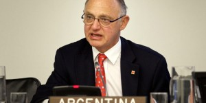 Argentinean Foreign Minister Héctor Timerman has led Argentina's strategy against US hedge funds.