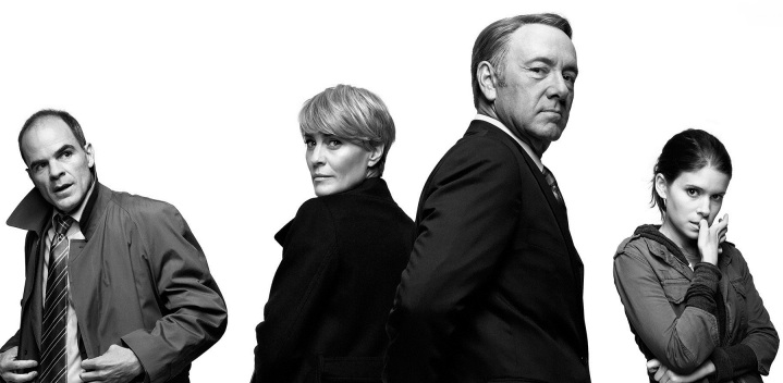 The relationship between Claire and Frank Underwood becomes central to the third season of House of Cards.