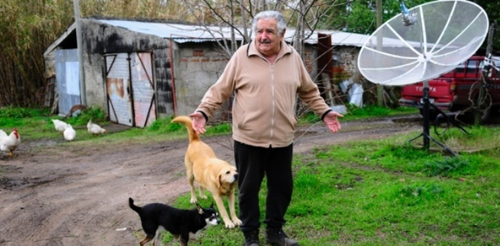 Former President Pepe Mujica has not declared properties worth US$188,000