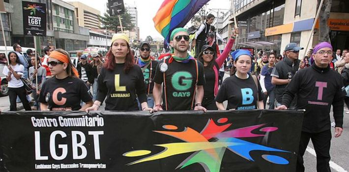 The Colombian LGBTI community has led the effort to legalize gay marriage in the country.