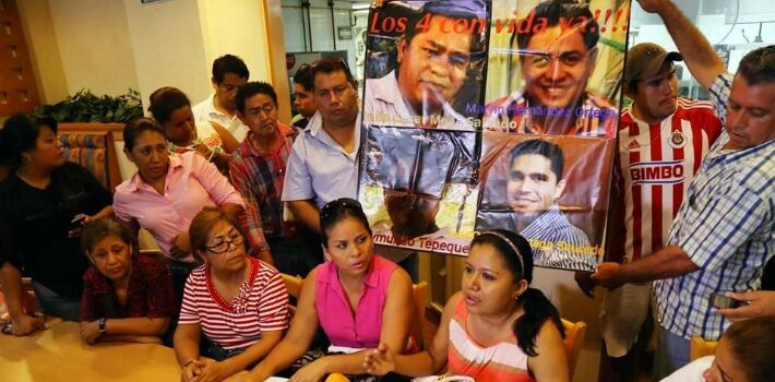 Relatives of the missing Mexican doctors claim Guerrero prosecutors tampered with evidence in a rush to close the case.