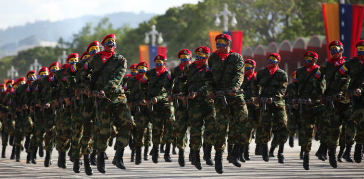 Venezuelan citizens are to be called up to join military units, according to new reports.